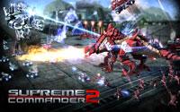 Free Supreme Commander 2 Wallpaper