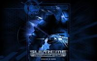 Free Supreme Commander Wallpaper