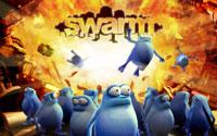 Free Swarm Wallpaper