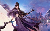 Free Swords of Legends Online Wallpaper