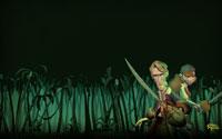 Free Tales of Monkey Island Wallpaper