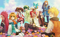 Free Tales of the Abyss Wallpaper