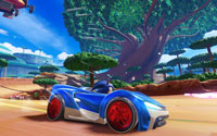 Free Team Sonic Racing Wallpaper