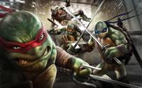 Free Teenage Mutant Ninja Turtles: Out of the Shadows Wallpaper