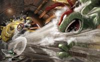 Free Teenage Mutant Ninja Turtles: Smash-Up Wallpaper