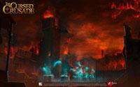 Free The Cursed Crusade Wallpaper