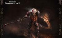 Free The Dark Eye: Demonicon Wallpaper