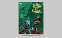 Free The Deadly Tower of Monsters Wallpaper