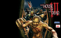 Free The House of the Dead 3 Wallpaper