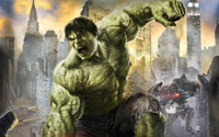 Free The Incredible Hulk Wallpaper