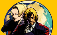 Free The King of Fighters '94 Rebout Wallpaper