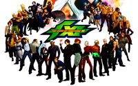 Free The King of Fighters XI Wallpaper