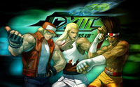 Free The King of Fighters XIII Wallpaper