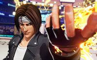 Free The King of Fighters XV Wallpaper
