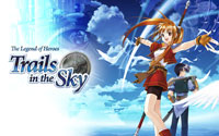 Free The Legend of Heroes: Trails in the Sky Wallpaper