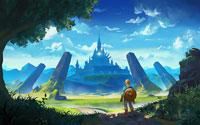 Free The Legend of Zelda: Breath of the Wild Wallpaper