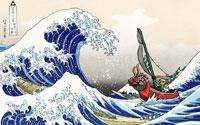 Free The Legend of Zelda: The Wind Waker Wallpaper