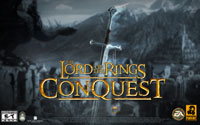 Free The Lord of the Rings: Conquest Wallpaper