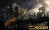 Free The Lord of the Rings: War in the North Wallpaper