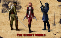 Free The Secret World Wallpaper