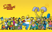 Free The Simpsons Game Wallpaper