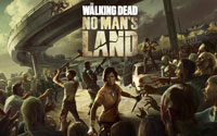 Free The Walking Dead: No Man's Land Wallpaper