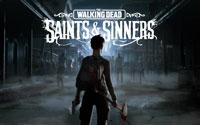 Free The Walking Dead: Saints & Sinners Wallpaper