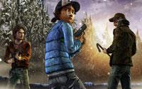 Free The Walking Dead: Season 2 Wallpaper