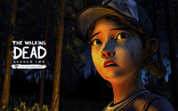 Free The Walking Dead: Season 2 Wallpaper