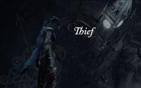 Free Thief Wallpaper