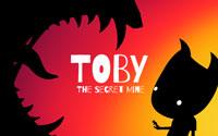 Free Toby: The Secret Mine Wallpaper
