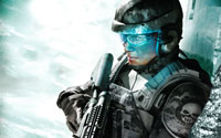 Free Ghost Recon Advanced Warfighter 2 Wallpaper