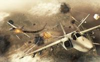 Free Tom Clancy's H.A.W.X Wallpaper