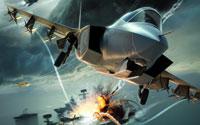 Free Tom Clancy's H.A.W.X 2 Wallpaper