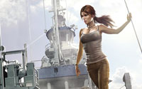Free Tomb Raider Wallpaper