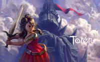 Free Toren Wallpaper