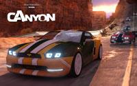 Free TrackMania 2: Canyon Wallpaper