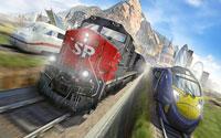 Free Train Simulator 2014 Wallpaper