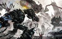 Free Transformers: Dark of the Moon Wallpaper