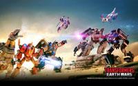 Free Transformers: Earth Wars Wallpaper