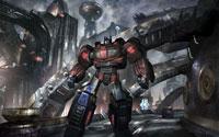Free Transformers: War for Cybertron Wallpaper