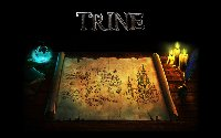 Free Trine Wallpaper