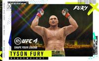 Free UFC 4 Wallpaper