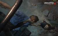 Free Uncharted 4: A Thief's End Wallpaper