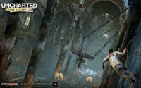 Free Uncharted: Drake's Fortune Wallpaper