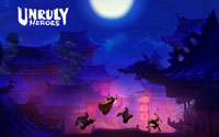 Free Unruly Heroes Wallpaper