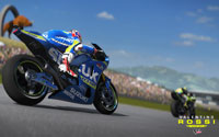 Free Valentino Rossi: The Game Wallpaper
