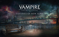 Free Vampire: The Masquerade - Coteries of New York Wallpaper