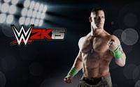 Free WWE 2K15 Wallpaper