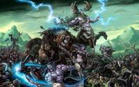 Free Warcraft III Wallpaper